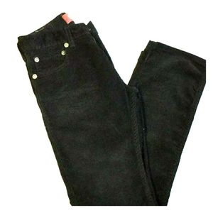 Levi's Red Tab 511 BoyBlack Skinny Corduroy Jeans